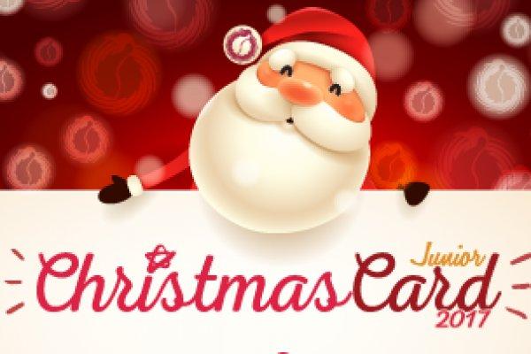 Regala al tuo bambino un'esperienza sul link per prenotare la sua Christmas Card!!
