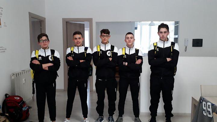 Squadra agonistica impegnata nel trofeo Ostia 2mila18. La squadra Categoria Pinguino seguita dai Tecnici…