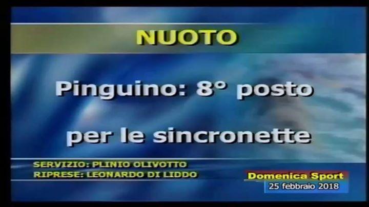 Settore Sincronizzato di ritorno da Cremona. Parola alla responsabile del Settore Francesca Sabatini l'istruttrice…
