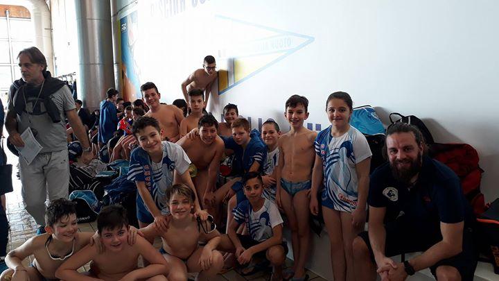 Qualificazioni trofeo primaverile Abruzzo 2024. Lo squadrone esordienti Pinguino Nuoto ottiene ottimi risultati qualificando…