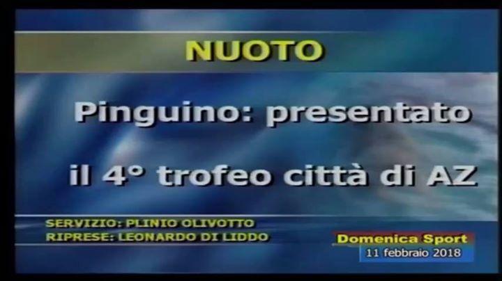 Presentazione 4° Meeting di Avezzano presso la sala consiliare del comune di Avezzano, alla…