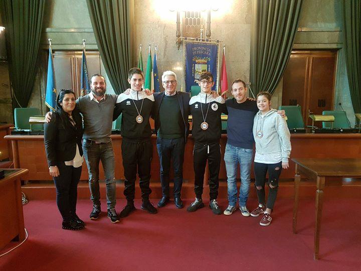 Approvazione bilancio Fin Abruzzo e premiazione atleti e tecnici che si sono distinti nella…