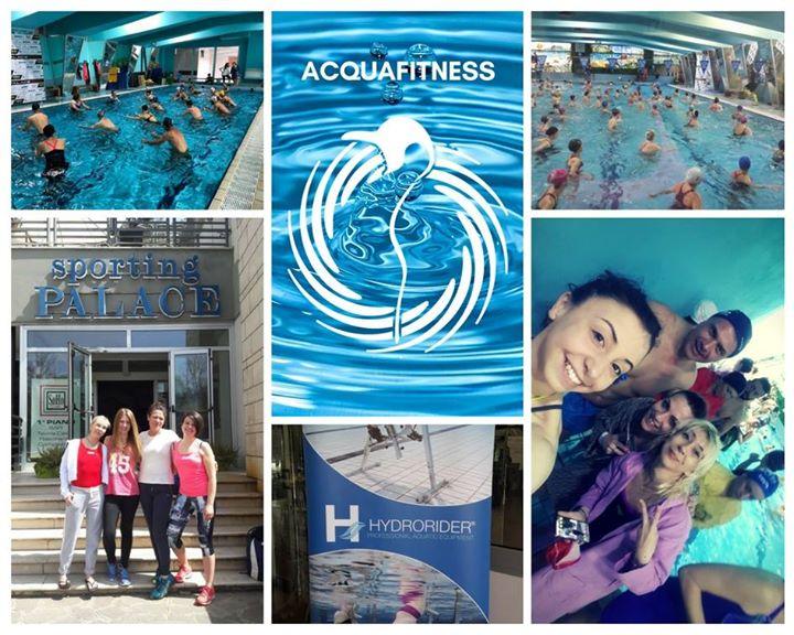 International aquafitness convention Hydrorider Italia AquaPlanet !! Un altro passo avanti verso la crescita…
