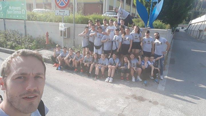 9° Meeting Squalo Blu di San Marino. Squadra Pinguino presente con i suoi 29…