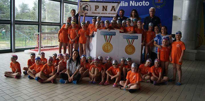 2° Prova Federale Grand Prix Propaganda organizzato dalla Pinguino Nuoto. Oltre 150 piccoli atleti…