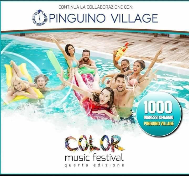 Sabato 2 giugno riapre Pinguino Village e questa sera puoi avere 1000 ingressi al…