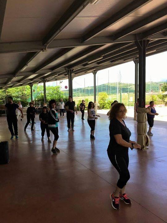 Pinguino Village Avezzano shared Metrò Fitness Station's post