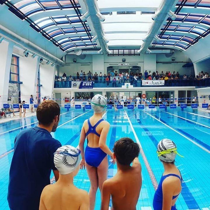 Guardare uniti verso un'unica direzione: il vostro futuro #scuoladicampioni #pinguinonuoto #squadraagonistica #scuolanuoto #nuoto #babynuoto…