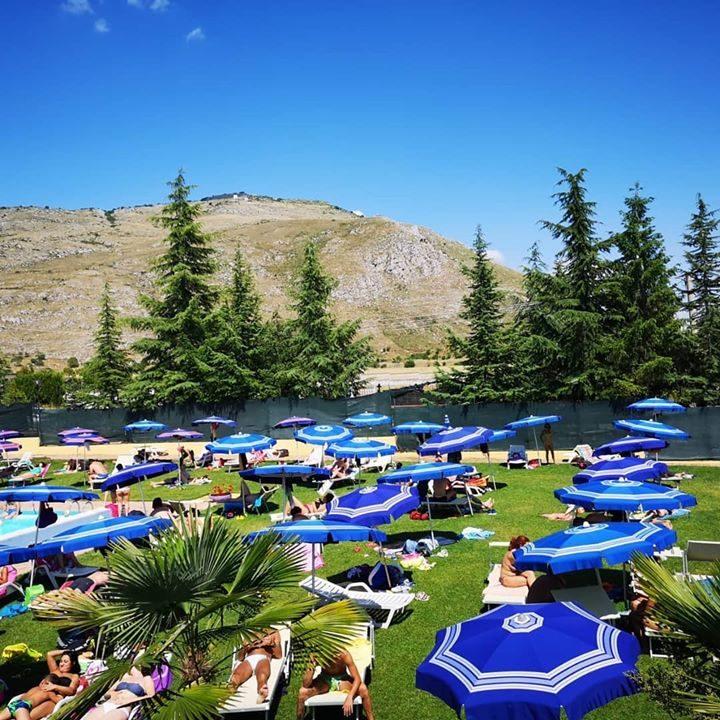 Keep é lunedì di sole!! 🦄️️ #pinguinonuoto #village2018 . . . . . #estate…