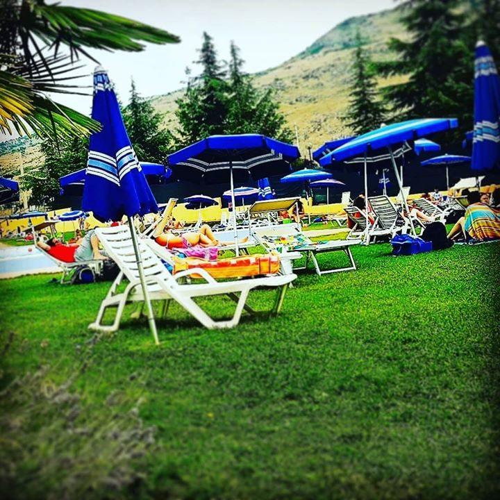 Sabato da pinguini … #relax #sole #pool #poolparty #pooltime #summertime #village2018 #pinguinonuoto #pinguino #avezzano…