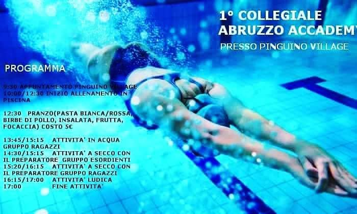 Al via oggi presso la nostra struttura i lavori del primo appuntamento dell' #AbruzzoAcademy,…