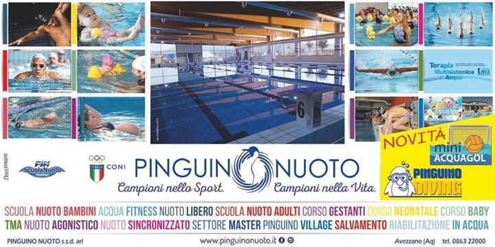 Pinguino Village Avezzano updated their cover photo