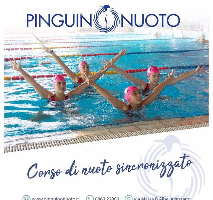 ️ Portiamo l'arte in #acqua con il nostro Corso di Nuoto Sincronizzato! ️ Per…