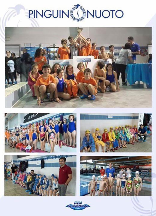 Primo Meeting Scuola dei Campioni svoltasi presso la Pinguino Village con 100 bambini! Le…