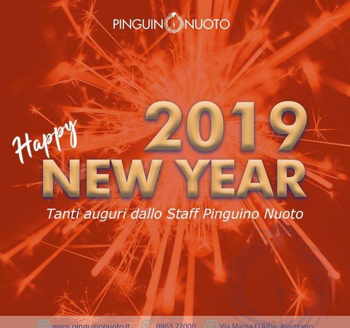 Il 2018 è stato un anno ricco di soddisfazioni per la Pinguino Nuoto Avezzano…