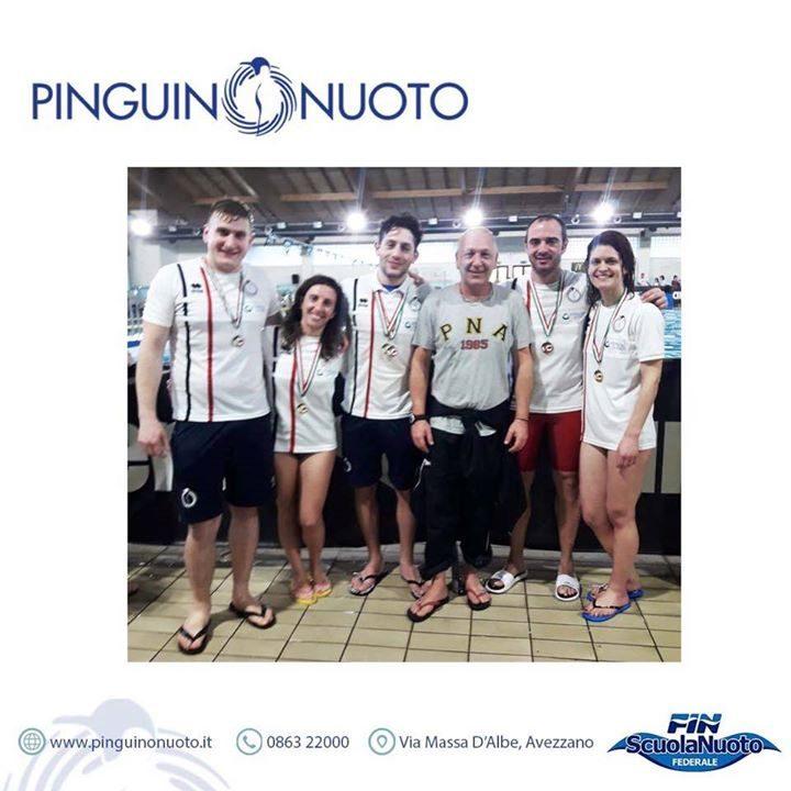 Altra Domenica vincente per la Pinguino Nuoto! Colageo Carla oro ai 200m Stile Libero;…