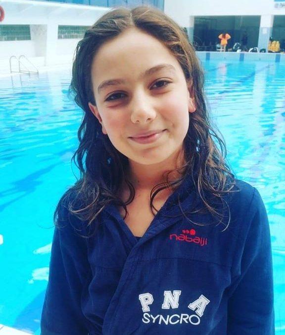 Di Mattia Letizia nella piscina comunale dell'aquila strappa la qualificazione ai campionati italiani di…
