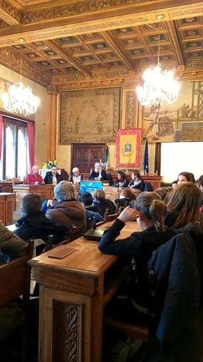 Presentazione 5° Meeting città di Avezzano memorial Cecchino Di Matteo