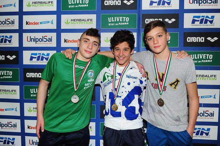 Riccione – Allo Stadio del Nuoto di Riccione si stanno svolgendo i Campionati Italiani…