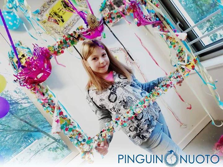"️Contest #CarnevalePinguino2019 ""sorridi,scatta una foto e vinci"" .. THE WINNER Corinne Grazie a tutti…"