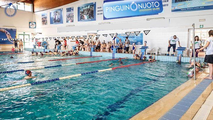 1° prova Grand Prix Propaganda organizzata dalla Pinguino Nuoto con il patrocinio del Comune…