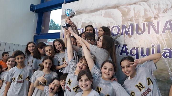 Domenica da Pinguini! Finali Trofeo Estivo Esordienti Pinguino 3°classificata!️️ Trofeo Abruzzo 2024 Pinguino Nuoto…