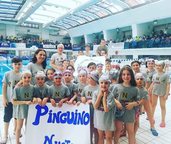 Propaganda Pinguino!!! ️2°prova Grand Prix Propaganda per i Pinguini, nelle discipline di Stile Libero…