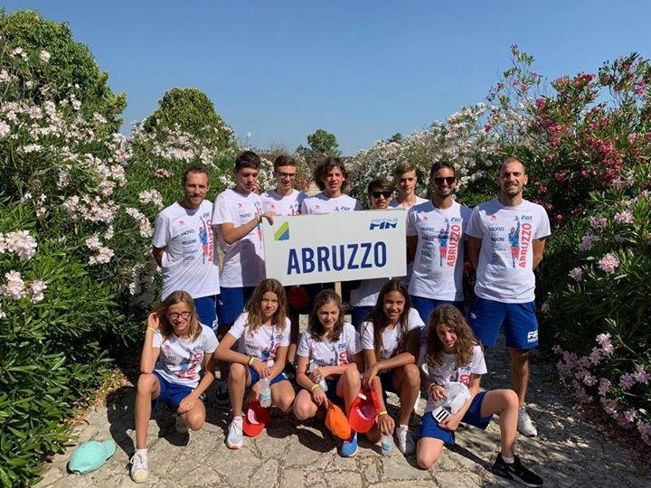 ️TROFEO DELLE REGIONI 2019 #Abruzzo presente #PinguinoNuoto presente! In bocca al lupo al nostro…