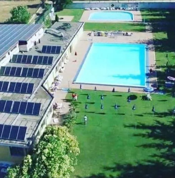 La Tua Oasi di Benessere Un impianto ecosostenibile e mille attività #Village2019 #CentroEstivoPinguino #ScuolaNuoto…