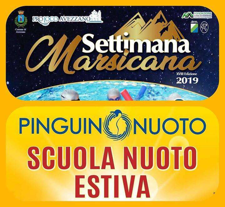 SETTIMANA MARSICANA 2019 🆙️ Imparare a qualsiasi età..é sempre una grande Non credi?! #ScuolaNuotoPinguino…